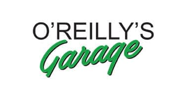 Wrap Innovations Client Logo Oreillys garage black text 360x160 Wellington - Wrap Innovations - Car Wrap, Blackout, Window Tinting Specialist Wellington