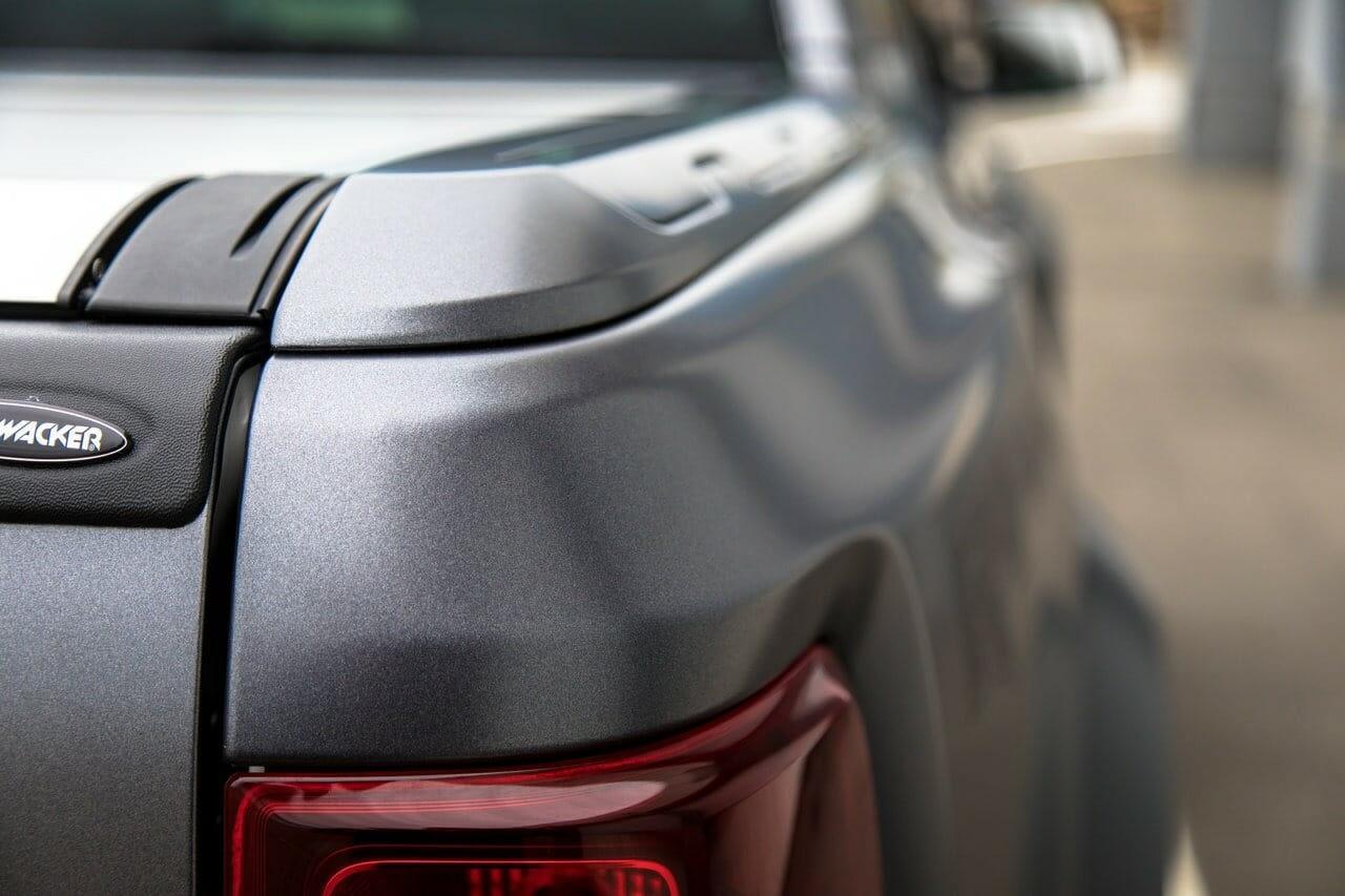 Wrap Innovations Ford Raptor Black Wrap Closeupshot 1280x853 Wellington - Wrap Innovations - Car Wrap, Blackout, Window Tinting Specialist Wellington
