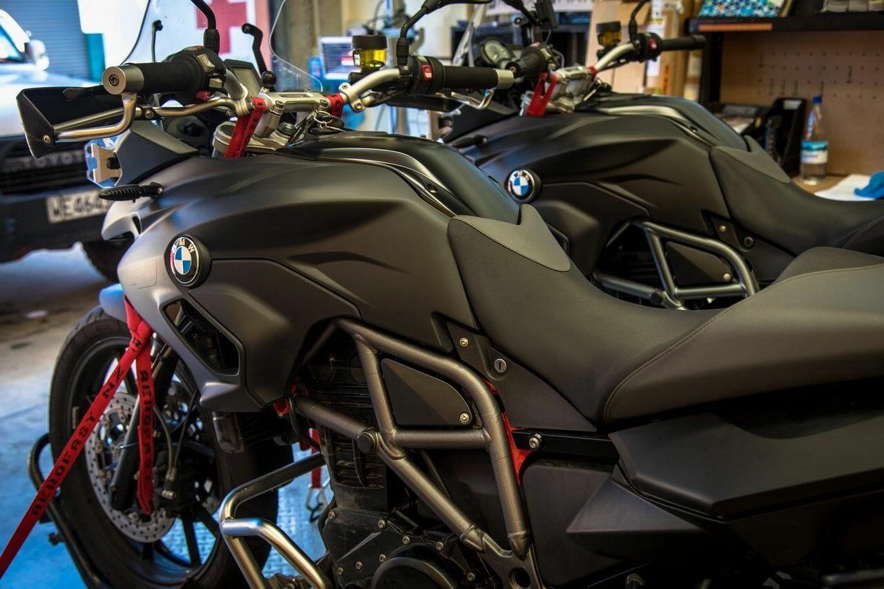 After bmw F700 process finish 2 copy 3 - Wrap Innovations - Car Wrap, Blackout, Window Tinting Specialist Wellington