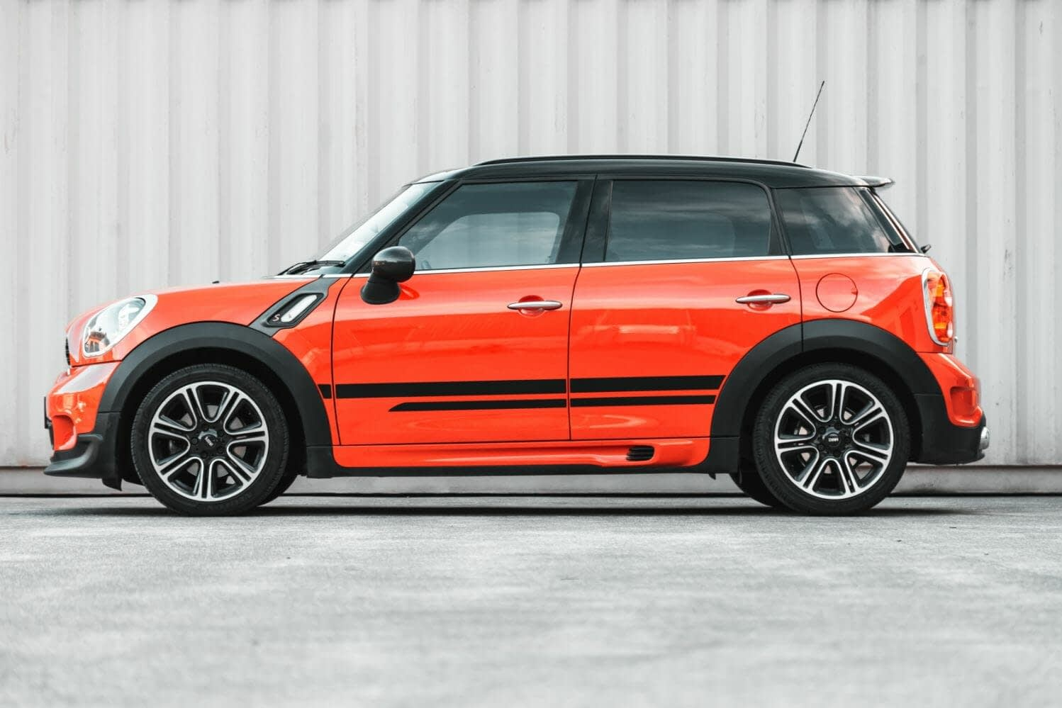 Wrap Innovations Gallery Mini Cooper 1 - Wrap Innovations - Car Wrap, Blackout, Window Tinting Specialist Wellington