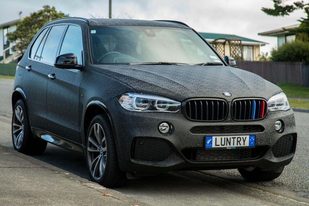 Wrap Innovations Quality Paint Protection Vehicle Wraps BMW Wrap Wellington - Wrap Innovations - Car Wrap, Blackout, Window Tinting Specialist Wellington
