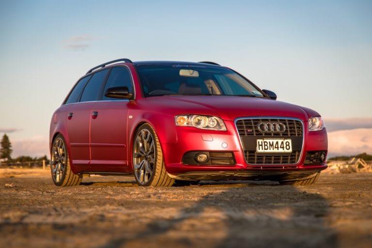 Wrap Innovations Audi A4 Red Satin Chrome-13 copy_1280x853