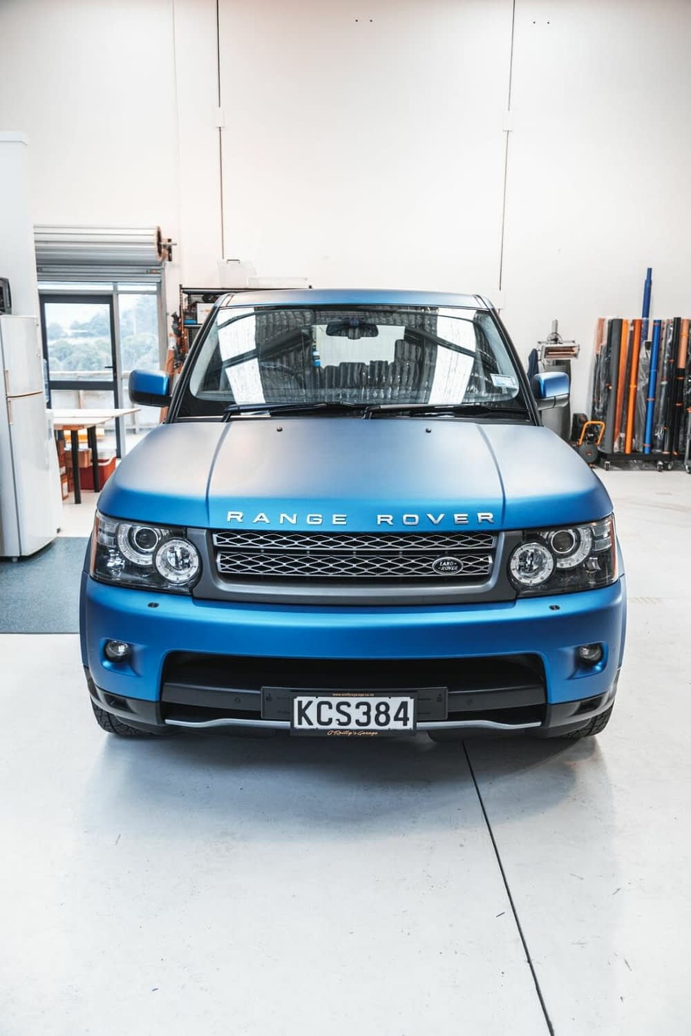 Wrap Innovations Gallery Range Rover 1 - Wrap Innovations - Car Wrap, Blackout, Window Tinting Specialist Wellington